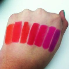 The new Maybelline Color Sensational Vivids are like Crayolas for adults.