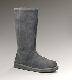 UGG: Womens Kenly      * Model: 1890: Color Selected: Shadow Grey