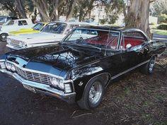 1967 Chevy Impala - dream car