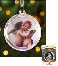 $24.74 - May We Share the Song of Angels Glass Ornament (Set of 2) http://www.amazon.com/gp/product/B008U8VTLS/ref=cm_sw_r_pi_alp_xqsiqb1745BFQ