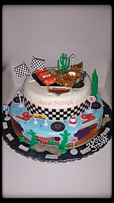Cars cake Birthday Cakes, Wedding Cakes, Cars, Desserts, Food, Wedding Gown Cakes, Tailgate Desserts, Deserts, Autos