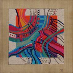 "Saatchi Art Artist Victoria Potrovitza; Drawing, ""Happy Landscape II"" #art"