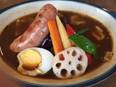 Soup Curry, a dish r