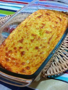 Suflê fácil e saboroso (de chuchu ou cenoura ou beringela ou moranga, etc…)