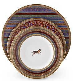 Hermes Cheval d'Orient formal china