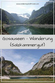 Bei meiner heutigen Wanderung nehme ich dich mit ins zauberhafte Salzkammergut! Vom Vorderen Gosausee führt ein schöner Wanderweg am See vorbei, hinweg durch den Wald, vorbei an der Gosaulacke, hinauf zum Hinteren Gosausee. #wandern #salzkammergut #natur #slowtravel #austria #sport Salzburg, Homeland, Austria, Travel Inspiration, Places To Visit, Mountains, Country, City, Water