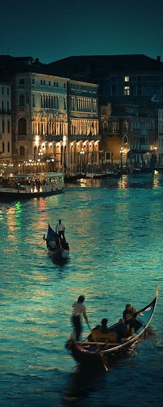 Grand canal. Venice, Italy