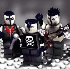 Misfits Legos