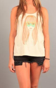 Stussy Sunglass Swing Tank Use Code STASH20 for 20% OFF #clothing #apparel #teeshirt #tank #tops #Stussy