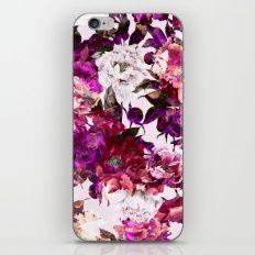 Botanic Garden iPhone & iPod Skin