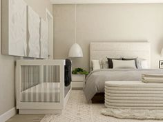 My Modsy Story: Creating a Restful Bedroom For Us and Our Newborn | Modsy Blog Traditional Interior, Contemporary Bedroom, Other Rooms, Interior Design Services, Design Consultant, Design Projects, Cribs, Blog, Home Decor
