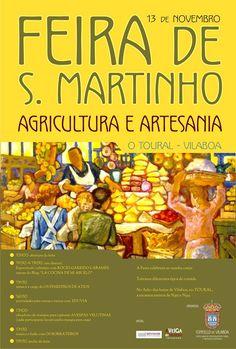Feira de San Martinho 2016 en Vilaboa Comic Books, Cover, November 13, Concerts, Fair Grounds, Different Types Of, Authors, Food, Cartoons