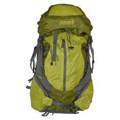 Compra tu #mochila Tolima 60l #Coleman y llevar tus productos de #camping  Checalo en www.morecicamping.com  #Campamento #cervecero 2017