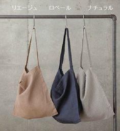 Rakuten: fog linen work | Haze linen work Johan slant credit bag [natural re-beige Robert]- Shopping Japanese products from Japan