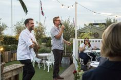 Our fantastic host, River Cottage HQ curing and smoking expert, author, consultant and teacher, Steven Lamb entertaining guests Pop Up Restaurant, River Cottage, Fork, Lamb, Smoking, Author, Teacher, Entertaining, Dining