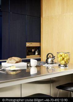 Twin loft apartments, Stockholm, 2005 by Claesson Koivisto Rune #architecture #kitchen #design #interiors