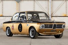 Bringing the past into the present with stunning precision is Simon Diffey. The race car driver got his hands on the restored rolling shell of a 1972 BMW 2002, and then had it spruced it up accordingly. Aiming for 'all steel, all glass' specifications, Diffey wanted a 1970s style privateer race car for him and his son to play with, …