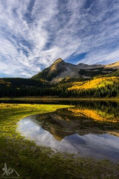 Lost Lake (Crested Butte, Colorado) by Raven Mountain Images | Phillip & Monica Noll on 500px