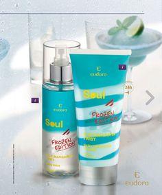A linha Soul possui produtos inspirados em famosos drinks como por exemplo o Blue Margarita Twist