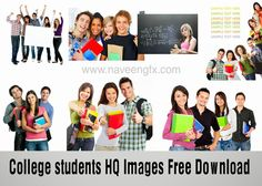 www.NaveenGFX.com: College Students HQ Images Free Download