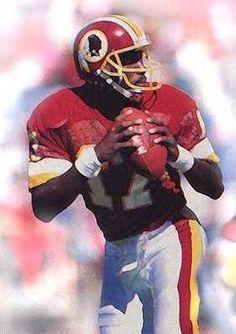 Great Doug Williams Washington Redskins Art Super Bowl XXII (22) MVP