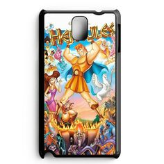 Disney Hercules Samsung Galaxy Note 3 Case