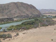 Kunene river Angola