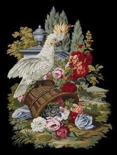 http://antiqueneedleworkdesigns.com/haber-berlin-woolwork-basket-in-parrot-35.html