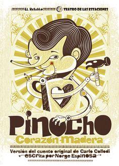 Roberto Ramos (Robertiko), Pinocho