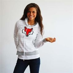 Marist pinstripe pullover - love that red fox!