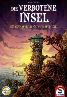 Die verbotene Insel | Schmidt Spiele | Svět deskových her