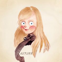 Custom Fairytale style Child's Portrait. Christmas gift idea. Sentimental artwork. Print included.
