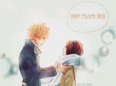 Mazume Week by katita-chan on DeviantArt