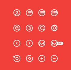 A Collection of Useful, Free Icon Sets