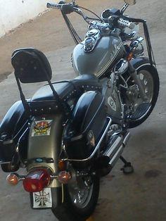 moto rebellian 250cc   Moto vento rebellian chopper en San Francisco