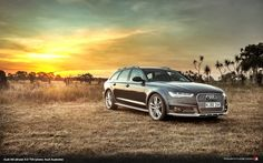 Audi A6 allroad quattro (photo: Audi Australia)