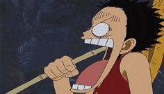 One Piece | Gif | Monkey D Luffy