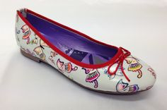 Fun butterfly design. The perfect girly shoe to enhance your summer wardrobe. Now available at www.shoefun.com.au
