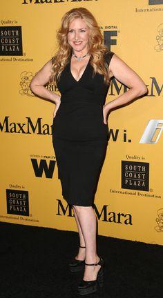 Joely Fisher, Peplum Dress, Bodycon Dress, Awards, Singer, Actresses, Women, Fashion, Female Actresses