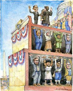 Political Cartoons: A cartoonist's eye view of Obama's first term - 1 of 33 - POLITICO.com
