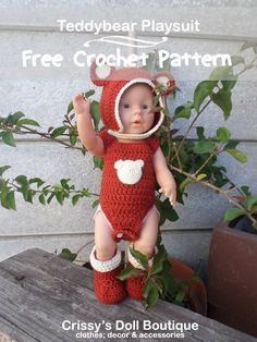 Dress your baby doll in this fun Teddybear Playsuit ! Free baby doll crochet dress up pattern. To fit: 43 cm inch) doll. Gothic Corset, Gothic Lolita, Gothic Steampunk, Victorian Gothic, Gothic Girls, Renaissance Clothing, Steampunk Clothing, Steampunk Fashion, Crochet Doll Clothes