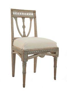 Merveilleux Swedish Side Chair Antique Pine Furniture, Painted Furniture, Furniture  Design, Swedish Design,