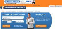 Plaats je CV op diverse sites. Top 10 meest gebruikte banensite http://www.meestgebruikte.nl/meest-gebruikte-banensites/