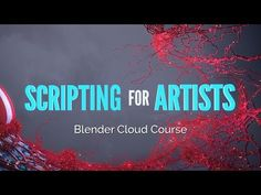 Blender 3D: Script Awesome Shapes - YouTube