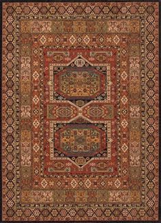 Material: Machine Made Wool Inspired by the rarest Persian Antique pieces, Persian Garden is a unique collection of power-loomed rugs that evoke a sense of the past in modern-day colors and interpreta