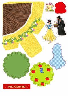Ideas craft disney princess paper dolls for 2019 Craft Room Shelves, Craft Room Desk, Adult Crafts, Toddler Crafts, Snow White Characters, Seed Craft, Disney Paper Dolls, Wall Hanging Crafts, Masha And The Bear