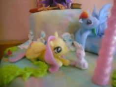 Fluttershy y Angel