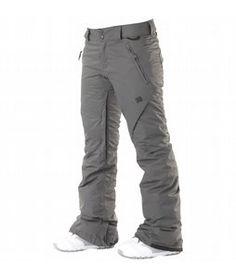 2013 DC Ace S Snowboard Pants Dark Shadow - Women's