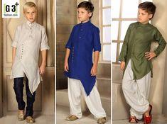 29 ideas fashion clothes boys shirts for 2019 Kids Indian Wear, Kids Ethnic Wear, Kids Fashion Wear, Boy Fashion, Fashion Clothes, Mens Fashion, Kids Kurta, Boys Waistcoat, Boys Kurta Design