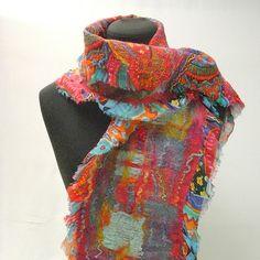 Calypso scarf2 | Flickr - Photo Sharing!